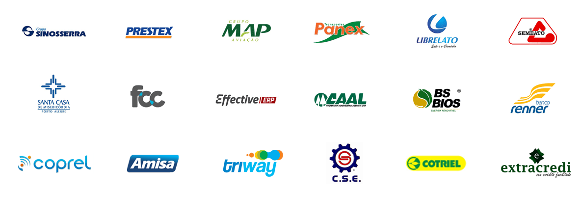 Clientes da Intranet Corporativa